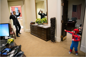 Photo © Pete Souza