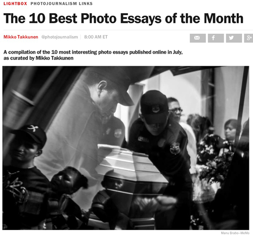 best photo essay websites A compilation of the 10 most interesting photo essays published online in january, as curated by mikko takkunen lightbox the 10 best photo essays of the month.
