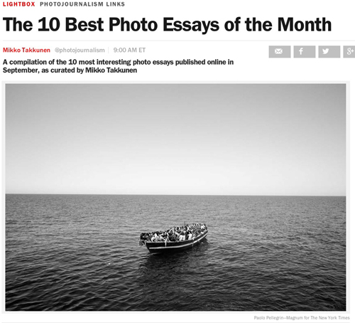 best photo essay websites