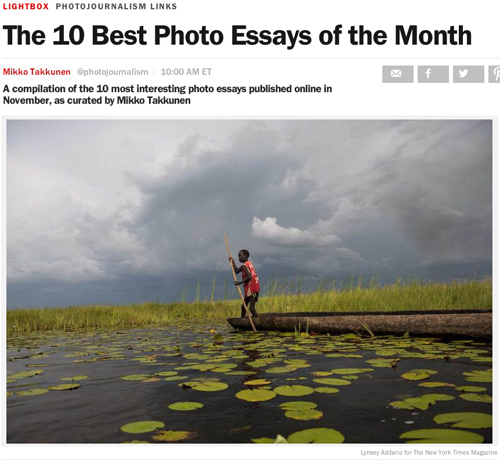 Best photo essays
